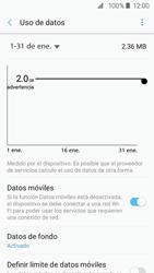 Verificar el uso de datos por apps - Samsung Galaxy J2 Prime (2016) - Passo 6