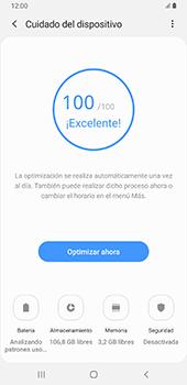 Liberar espacio en el teléfono - Samsung Galaxy A9 (2018) - Passo 5