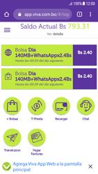 Usa VIVA APP sin que ocupe espacio en tu teléfono - Android VIVA APP - Passo 14