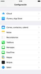 Sincronizar contactos con una cuenta Gmail - Apple iPhone 6s (iOS9) - Passo 3