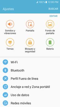 Configurar para compartir el uso de internet - Samsung Galaxy J7 2016 (J710) - Passo 3