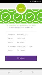 Pago de facturas con tarjeta de crédito/débito - Android VIVA APP - Passo 10