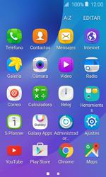Sincronizar contactos con una cuenta Gmail - Samsung Galaxy J1 2016 (J120) - Passo 5