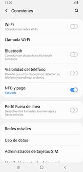 Configurar internet - Samsung Galaxy A9 (2018) - Passo 5