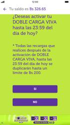 Doble Carga - iOS VIVA APP - Passo 4