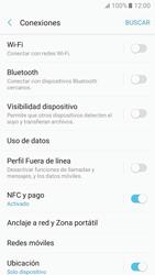 Configurar para compartir el uso de internet - Samsung Galaxy A3 2017 (A320) - Passo 4