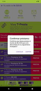 VIVA T PRESTA - Android VIVA APP - Passo 6