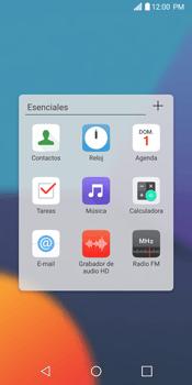 Sincronizar contactos con una cuenta Gmail - LG G6 - Passo 4