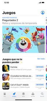 Instalar aplicaciones - Apple iPhone 11 - Passo 7