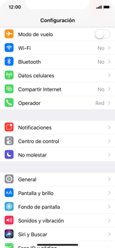 Liberar espacio en el teléfono - Apple iPhone X - Passo 2
