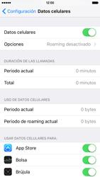 Configurar el equipo para navegar en modo de red LTE - Apple iPhone 6s (iOS9) - Passo 4
