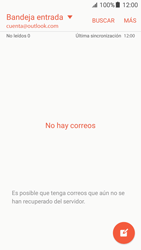 Configurar el correo electrónico - Samsung Galaxy J5 2016 (J510) - Passo 5