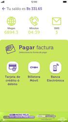 Pago de facturas con tarjeta de crédito/débito - iOS VIVA APP MÓVIL - Passo 5