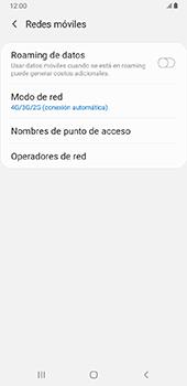 Configurar el equipo para navegar en modo de red LTE - Samsung Galaxy J8 - Passo 8