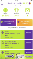 Guía de Uso VIVA APP Prepago - iOS VIVA APP MÓVIL - Passo 3