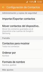 Sincronizar contactos con una cuenta Gmail - Samsung Galaxy J1 2016 (J120) - Passo 8