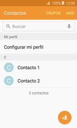 Sincronizar contactos con una cuenta Gmail - Samsung Galaxy J1 2016 (J120) - Passo 6