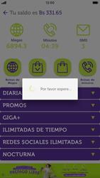 Suscripción y desuscripción de una bolsa de MB - iOS VIVA APP - Passo 8
