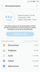 Liberar espacio en el teléfono - Samsung Galaxy A5 2017 (A520) - Passo 8