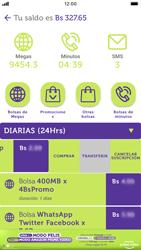 Suscripción y desuscripción de una bolsa de MB - iOS VIVA APP - Passo 13