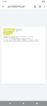 Detalle de Uso de MB y Navegación por APPs - Android VIVA APP MÓVIL - Passo 7