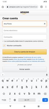 Suscripción de Amazon Prime por VIVA APP - Android VIVA APP - Passo 16