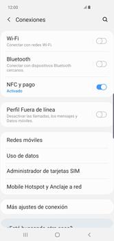 Configurar para compartir el uso de internet - Samsung Galaxy S10+ - Passo 5