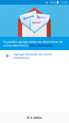 Configurar el correo electrónico - Samsung Galaxy J5 2016 (J510) - Passo 6