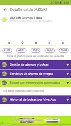 Suscripción y desuscripción de una bolsa de MB - Android VIVA APP - Passo 21