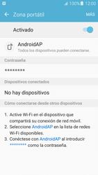 Configurar para compartir el uso de internet - Samsung Galaxy J5 2016 (J510) - Passo 11