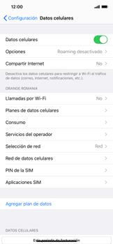Configurar internet - Apple iPhone 11 - Passo 5