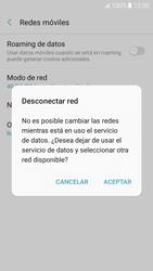 Configurar el equipo para navegar en modo de red LTE - Samsung Galaxy A5 2017 (A520) - Passo 8