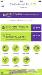 Pago de facturas con tarjeta de crédito/débito - iOS VIVA APP - Passo 3