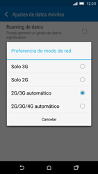 Configurar el equipo para navegar en modo de red LTE - HTC One M9 - Passo 6