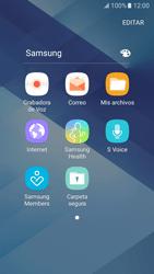 Configurar internet - Samsung Galaxy A3 2017 (A320) - Passo 20