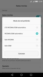 Configurar el equipo para navegar en modo de red LTE - Huawei Y6II - Passo 5