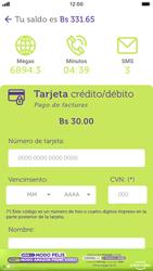 Pago de facturas con tarjeta de crédito/débito - iOS VIVA APP MÓVIL - Passo 9