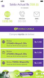 Menú General - iOS VIVA APP - Passo 3