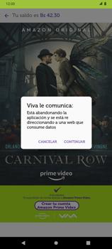 Suscripción de Amazon Prime por VIVA APP - Android VIVA APP - Passo 9