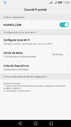 Configurar para compartir el uso de internet - Huawei Y6ii - Passo 10