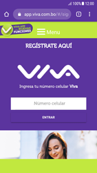 Usa VIVA APP sin que ocupe espacio en tu teléfono - Android VIVA APP - Passo 9