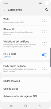 Configurar internet - Samsung Galaxy S10e - Passo 7