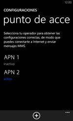 Configurar internet - Nokia Lumia 1020 - Passo 15