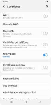 Verificar el uso de datos por apps - Samsung Galaxy A9 (2018) - Passo 5