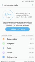 Liberar espacio en el teléfono - Samsung Galaxy J2 Prime (2016) - Passo 6