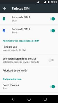 Configurar internet - Motorola Moto G4 - Passo 5