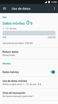 Configurar internet - Xiaomi Mi A1 - Passo 5