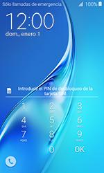 Configurar internet - Samsung Galaxy J1 2016 (J120) - Passo 30