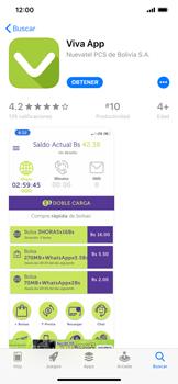 Instalar aplicaciones - Apple iPhone 11 - Passo 14