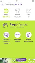 Pago de facturas con tarjeta de crédito/débito - iOS VIVA APP - Passo 5